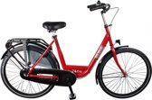 Burgers Id Personal - Fiets - Vrouwen - Rood - 50 cm