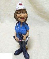 Beroepen - beeldje - politie - agente - Warren - Stratford
