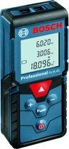 Bosch Professional Afstandsmeter GLM 40 - 40 meter bereik - 2x 1,5 V (AAA)