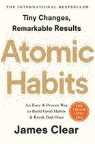 Boek cover Atomic Habits van James Clear (Onbekend)