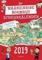 De waanzinnige boomhut - De waanzinnige scheurkalender 2019