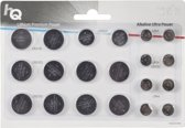 Lithium/Alkaline Button Cell Battery CR2016 / CR2032 / CR2025 / CR1620 / LR43 / LR54 / LR44 20-Blister Card