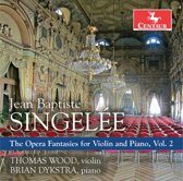 Singelee: The Opera Fantasies For Violin & Piano,