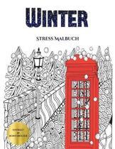 Stress Malbuch (Winter)