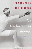 Boekomslag van 'De Nederlandse maagd / druk Heruitgave'