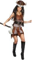 Viking kostuum voor dames - Verkleedkleding