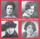 Leisner/Onegin/Branzell/Anday - Four Famous Contraltos