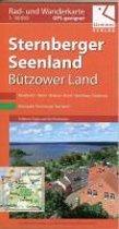 Sternberger Seenland 1 : 50 000 Rad- und Wanderkarte