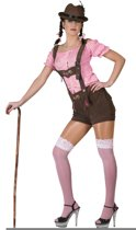 Oktoberfest Kostuum | Sexy Hotpants | Tirol Tricia | Vrouw | Maat 44-46 | Carnaval kostuum | Verkleedkleding