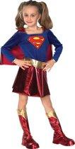 Supergirl kostuum in maat 134/146