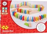Houten Domino, 108dlg. Afmeting artikel: 5,5 x 3 x 1 cm
