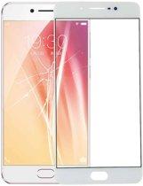 Let op type!! Voorste scherm buitenste glaslens voor Vivo X7 Plus(White)