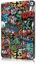 Tablet2you - Apple iPad Air - 2019 - Smart cover - Graffity - 10.5