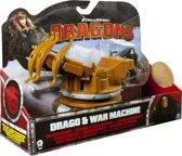 Hoe tem je een draak - Dragon & Rider - Drago & War Machine