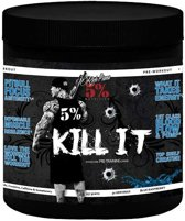 5% Nutrition Rich Piana Kill It Pre-Workout - 357 gram - Blue Raspberry