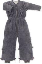 2.0 TOG MAGIC BAG® Softy + jersey kleuter-slaapzak - 6-24 mnd met benen Kleur: Jeans Blauw