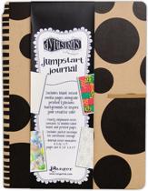 Dylusions - Creative Jumpstart Journal van Dyan Reavely -  56pagina's