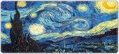 Muismat gaming schilderij 90 x 40 cm - Sleevy