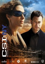 CSI: New York - Seizoen 5, deel 2 (3DVD)