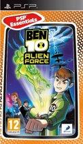 Ben 10, Alien Force  PSP