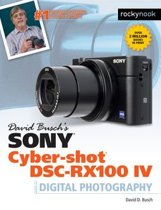 Omslag van 'David Busch's Sony Cyber-shot DSC-RX100 IV'