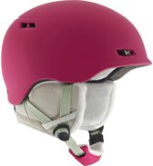 Anon Griffon helm strawberry red