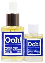 Vegan Organic Argan Moisture Retention Face Oil