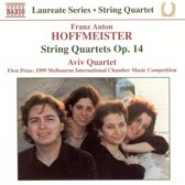 Hoffmeister:String Quart.Op.14