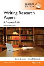 Writing Research Papers