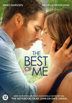 DVD cover van The Best Of Me