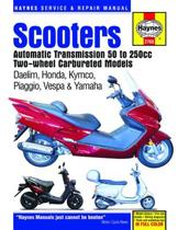 Scooters Automatic Transmission, 50 To 250Cc Two-W