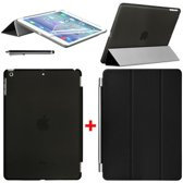 Apple iPad Air 2 Smart cover hoes + achterkant zwart