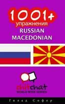 1001+ Exercises Russian - Macedonian