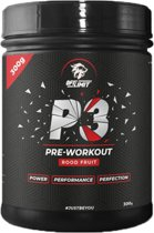 Pre workout P3