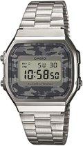 Casio Horloge Retro Camouflage A168WEC-1EF