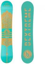 BeXtreme Diamond Snowboard - Freestyle - 152 cm (wide)