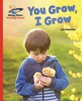 Reading Planet - You Grow, I Grow - Red A