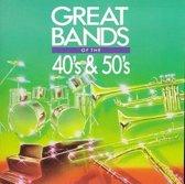 40's and 50's Recordings - 10 CD Box - Original Artists - Radio Nostalgia