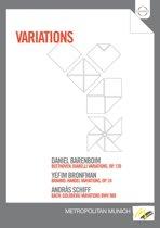Barenboim / Bronfman / Schiff - Variations