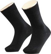 Falke Comfort Wool Sok (10488) - Sportsokken - Kinderen - Zwart (3000) - Maat 23-26