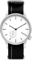 Komono Winston Subs Nato Black horloge W2275