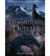 De Lilith trilogie Gebonden in duister Verbroken in schemer Geboren in licht