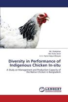 Diversity in Performance of Indigenous Chicken In-Situ