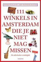 111 Winkels in Amsterdam die je niet mag missen