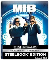 Men In Black: International  (4K Ultra HD Blu-ray) (Limited Edition)