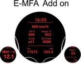 E-MFA DIS Add-On - Display Boost Oil Batterij