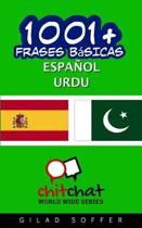 1001+ Frases Basicas Espanol - Urdu