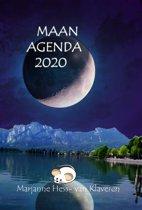 Maankalenders 020A - Maan Agenda 2020