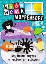 Kidsweek - Kidsweek moppenboek 4 Nóg leukere moppen en raadsels uit Kidsweek!