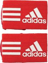 adidas Ankle Strap enkelbanden Sokophouders - rood/wit